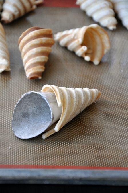 Homemade Mini Ice Cream Drumsticks