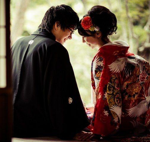 結婚式場写真「和装を着るならロケーション撮影も素敵☆」 【みんなのウェディング】