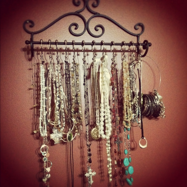 17 best images about iron on pinterest iron wall decor for Hobby lobby jewelry holder