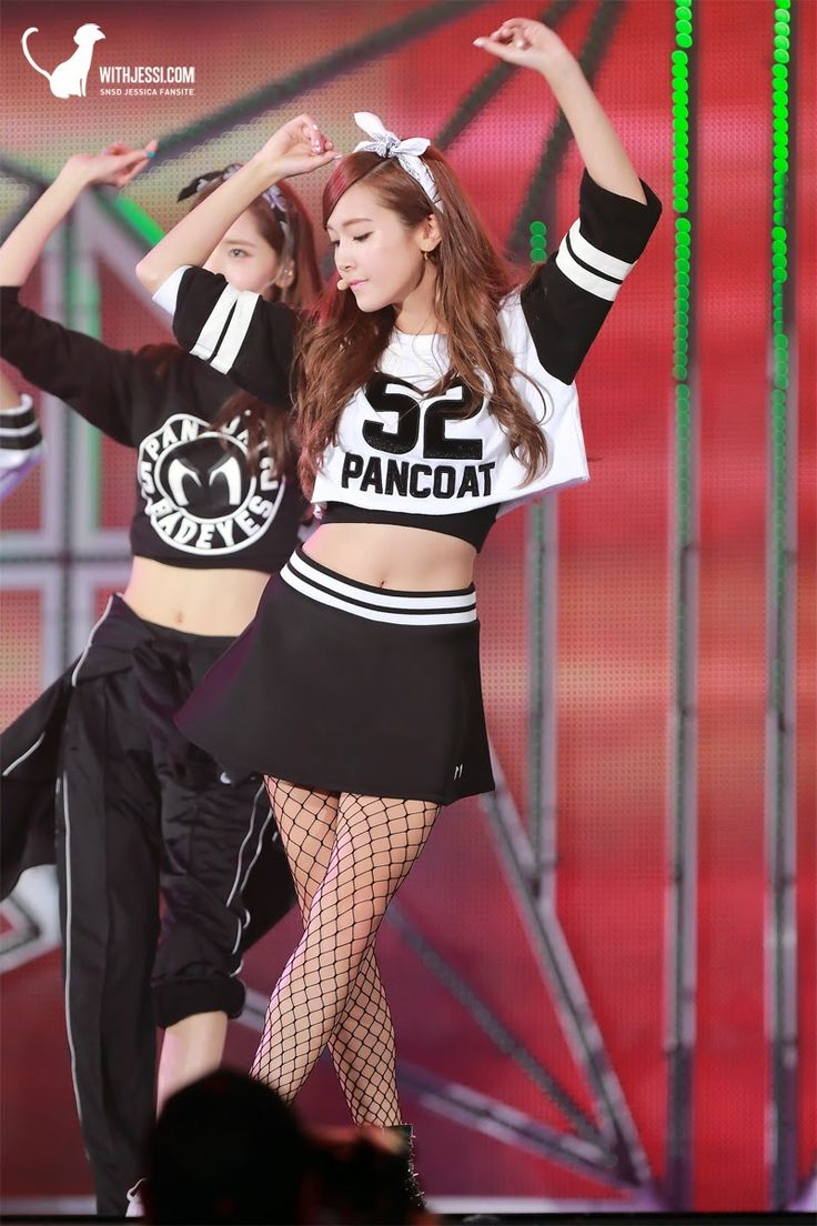 Jessica of Girls' Generation at SMTOWN in Seoul 2014. IGAB.
