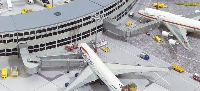 Nuevo Mangas de Aeropuerto a escala 1:500 mas informacion: http://www.maqualas.cl/es/home/261-mangas-de-aeropuerto-4013150519786.html