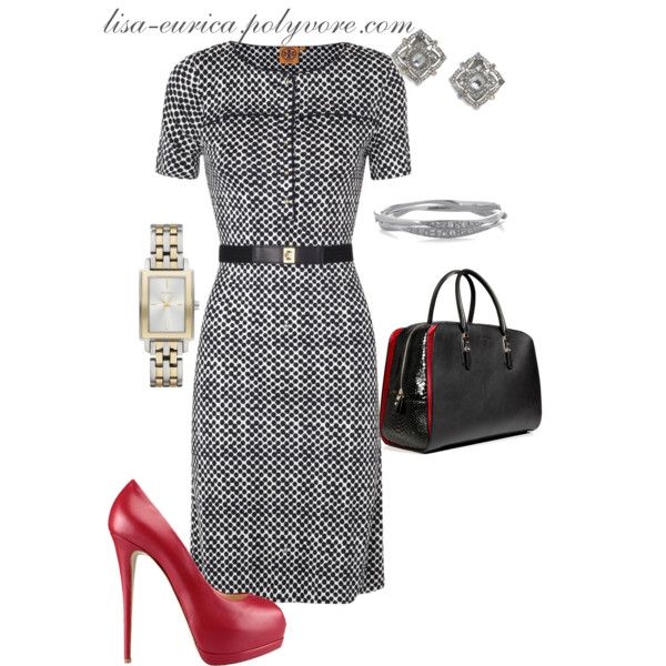 Classic Work Chic by lisa-eurica on Polyvore
