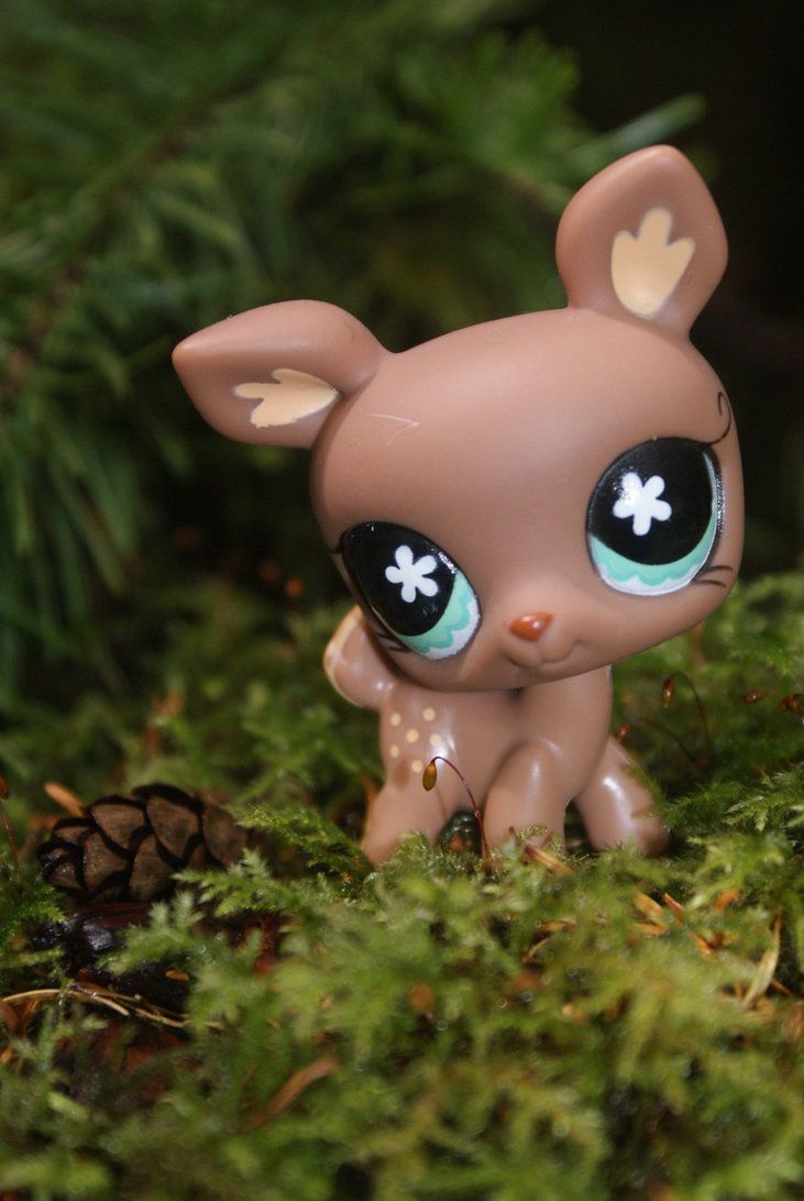 littlest pet shop Deer