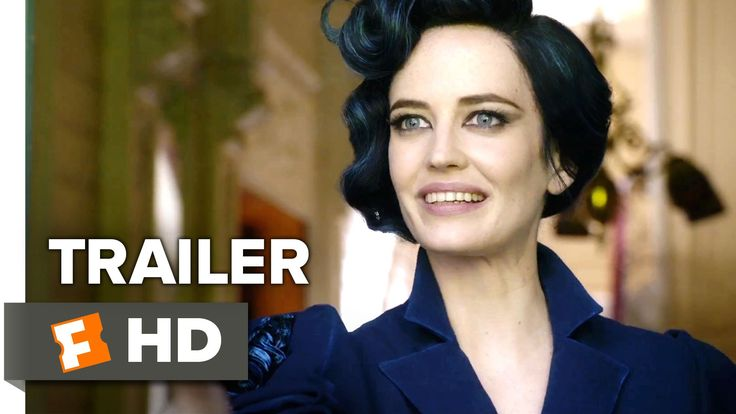 Miss Peregrine's Home for Peculiar Children Official Trailer #1 (2016) -...