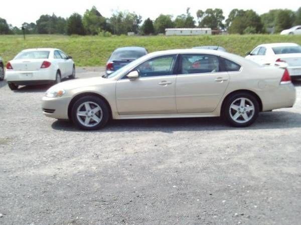 2012 CHEVROLET IMPALA LT FLEET 4DR SEDAN ( Chevrolet_ Impala_) $5995
