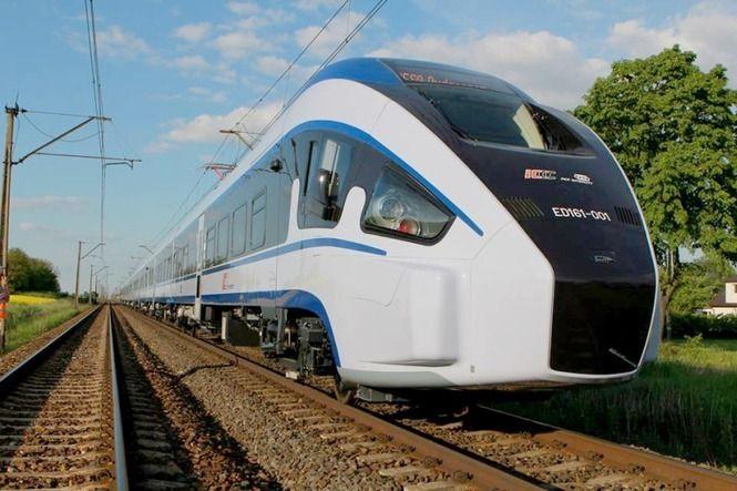 Dart train (Poland)