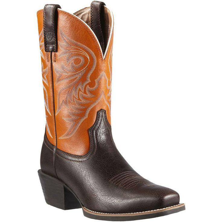 Ariat Men's Sport Brumpy Western Boots