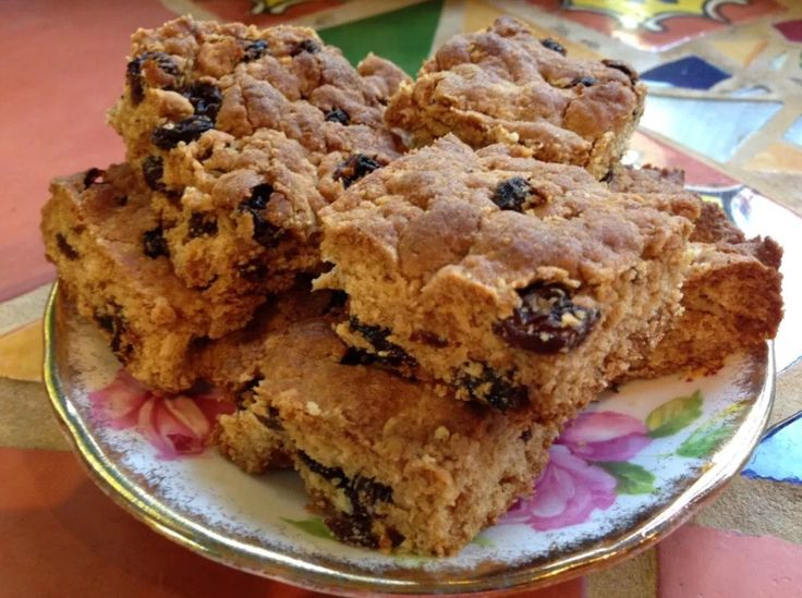 You are going to love this Sultana Slice with Brown Sugar Recipe and it