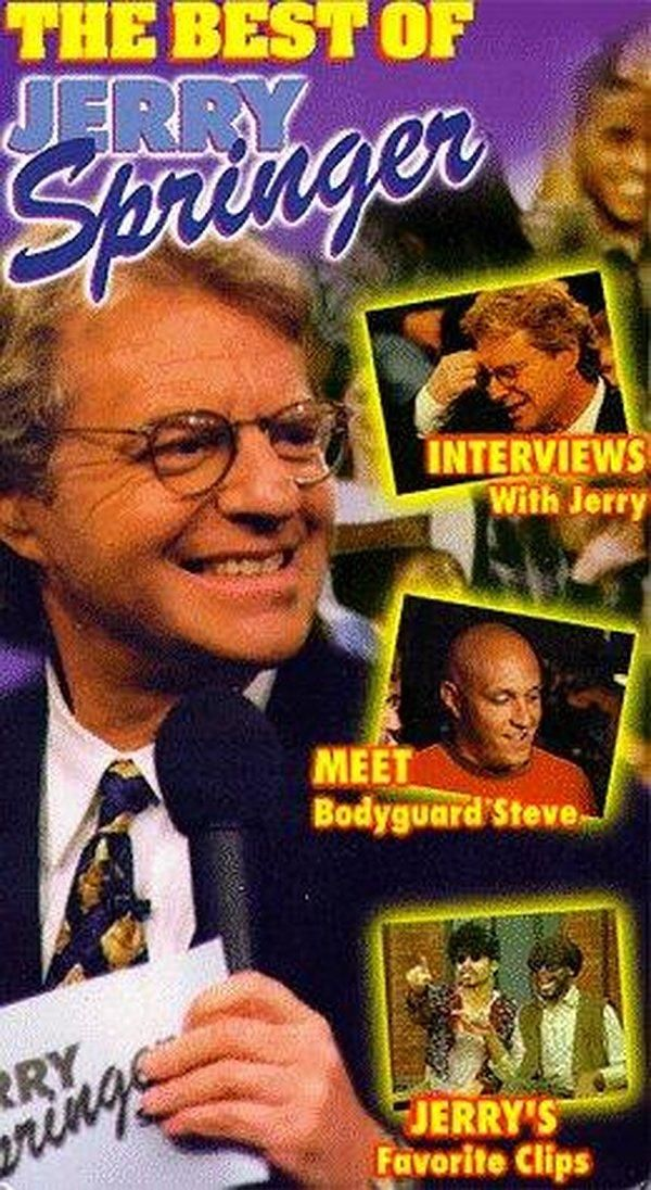 Jerry Springer (TV Series 1991- ????)