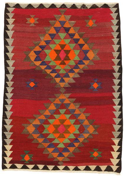 Qashqai - Kilim 227x159 - CarpetU2