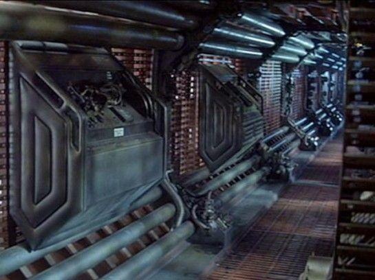aliens set design | Building Better Worlds': the production design of Alien - ZOUCH