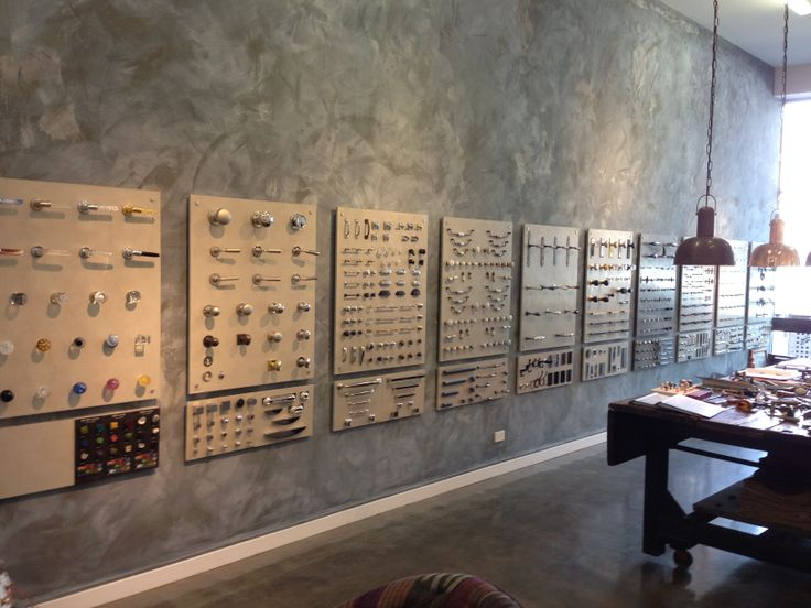 Mother of Pearl & Sons melbourne showroom