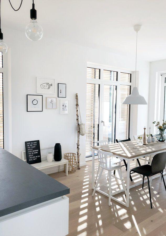 Herbstvorbote und Sommersouvenir Ich mag in 2018 Wohnzimmer - offene kuche wohnzimmer grundriss