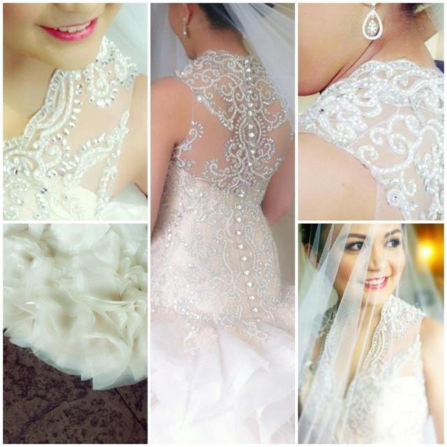 12 best veluz reyes bride images on Pinterest | Bridal, Bride and Brides
