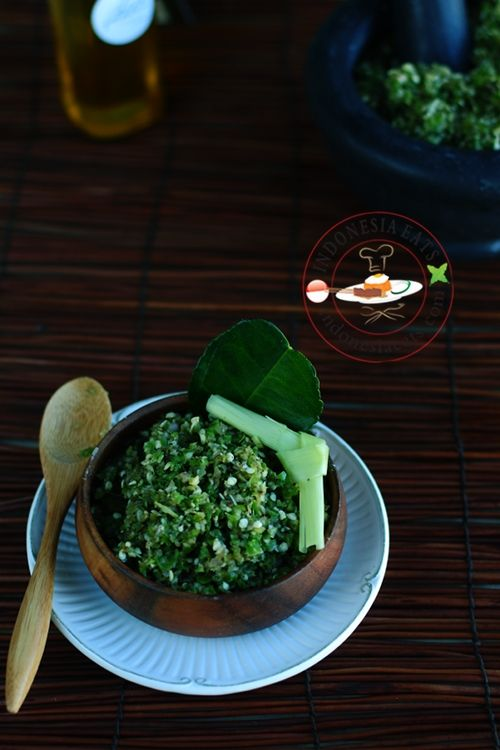 Sambal Andaliman | Indonesia Eats | Authentic Online Indonesian Food Recipes