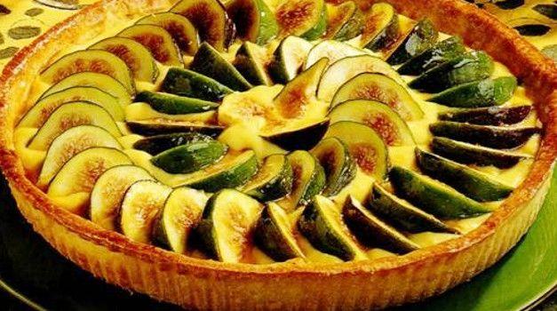 Tarte de Figo - http://www.receitasja.com/tarte-de-figo/