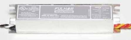 Fulham Workhorse WH22-120-L Electronic ballast,120v,-20degf,5 to 35W