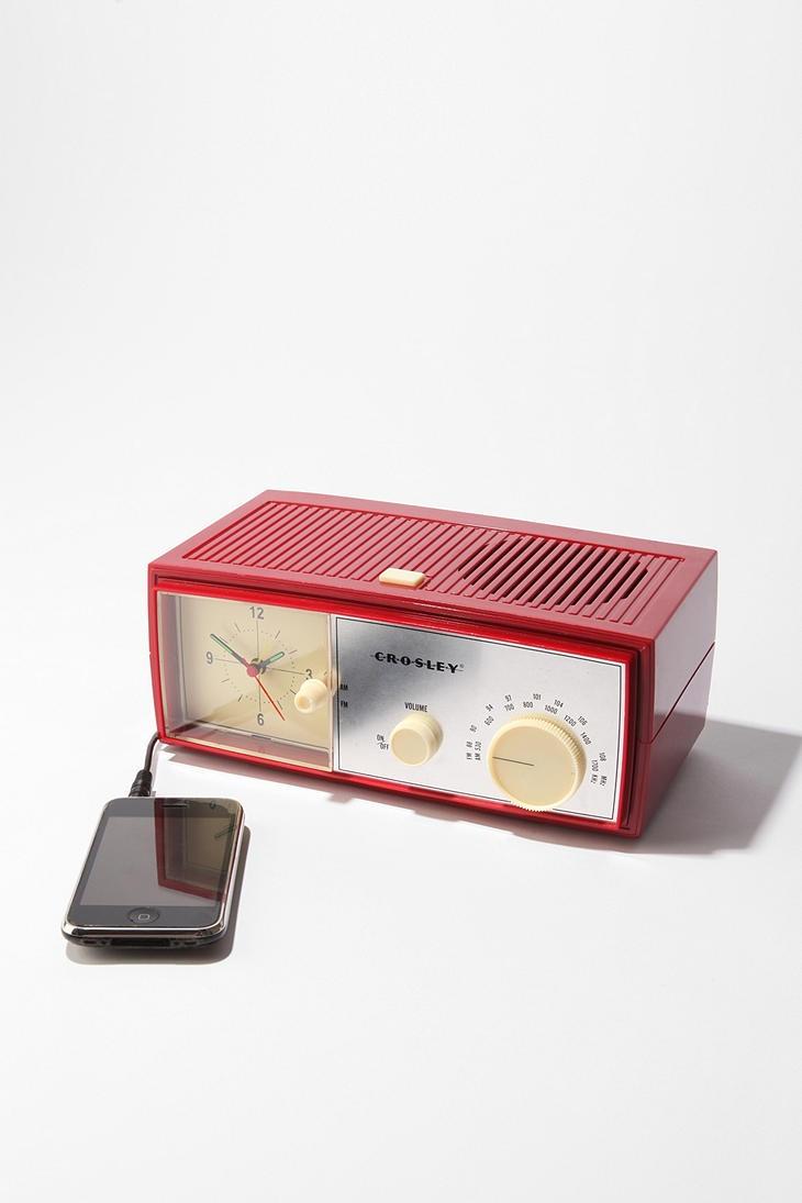 best beach style alarm clocks ideas on pinterest  beach style  - vintage style crosley alarm clock radio  · modern alarm clocksalarm