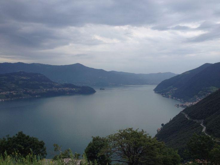 Uitzicht vanaf Strada Verde