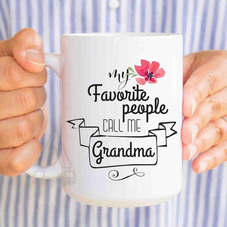 The 25+ best Grandma mug ideas on Pinterest | DIY Valentine's day ...