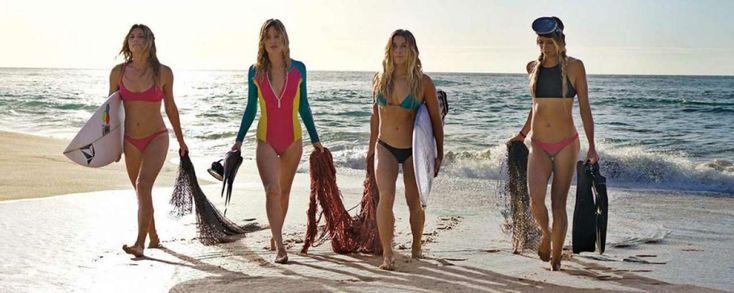 Het sport- en surfkledingmerk Volcom brengt dit voorjaar duurzame zwemkleding gemaakt van oude visnetten op de markt. Daarmee spoort het merk ook andere modebedrijven aan duurzame keuzes te maken.  De nieuwe bikini's en zwempakken van Volcom bestaan voor 78 procent uit Econyl-garens. Deze duurzame garens worden door de Italiaanse fabrikant Aquafil gemaakt van gerecyclede visnetten en tapijten van over de hele wereld.