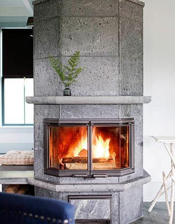 38 best Soapstone fireplace images on Pinterest Soapstone Wood