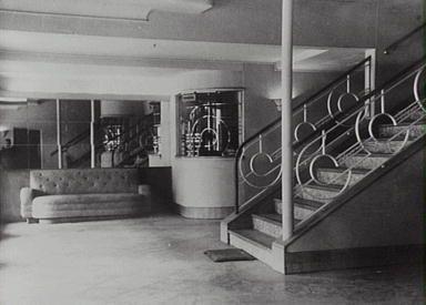Campsie Odeon Theatre Interior 1960s