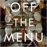 recipes from staff meals