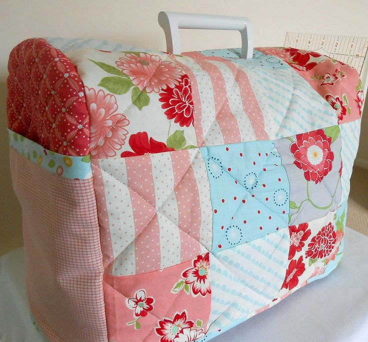 Patchsmith Sewing Machine Cover | Flickr - Photo Sharing!