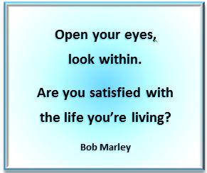 http://www.lifeworkredesign50plus.com... if not, what would you need to do to fix it? #bobmarley #quotes #attraction