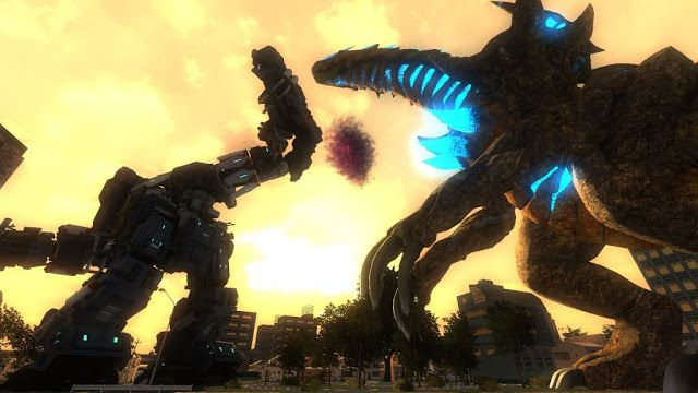 Earth Defense Force 4.1: The Shadow of New Despair - PS4 Review