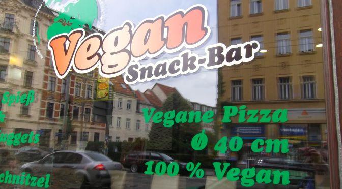 Vegan Leipzig - Lost in Leipzig