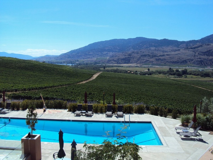 Burrowing Owl Estate Winery, Oliver BC