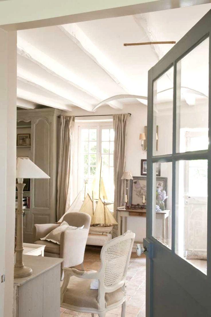 French Country Home   Soggiorno in stile rustico, Casa di ...