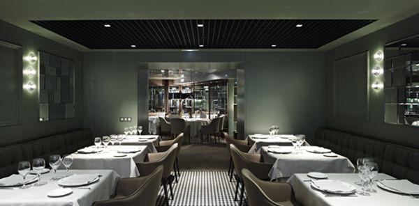 Classic renovations interior restaurant designs at the