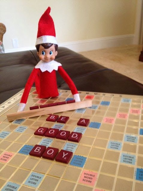 Happy December 1st! Where did November go? December means a lot of things, one of them being Elf of the Shelf! We are all looking for fun...