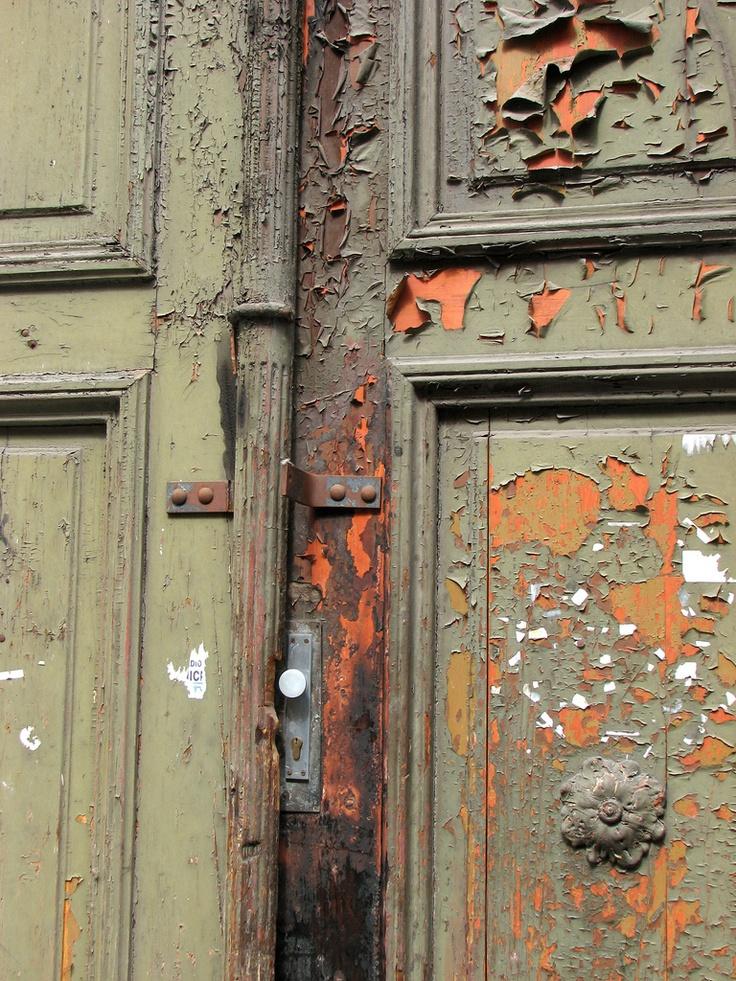 Door in Decay