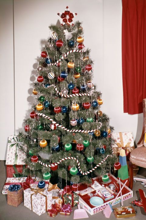 Vintage Christmas Decorations.24 Vintage Christmas Decorations That Are Making A Big