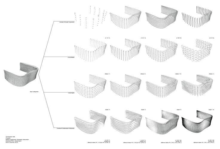 Best Parametric Facade Program Grasshopper Rhino 5 640 x 480