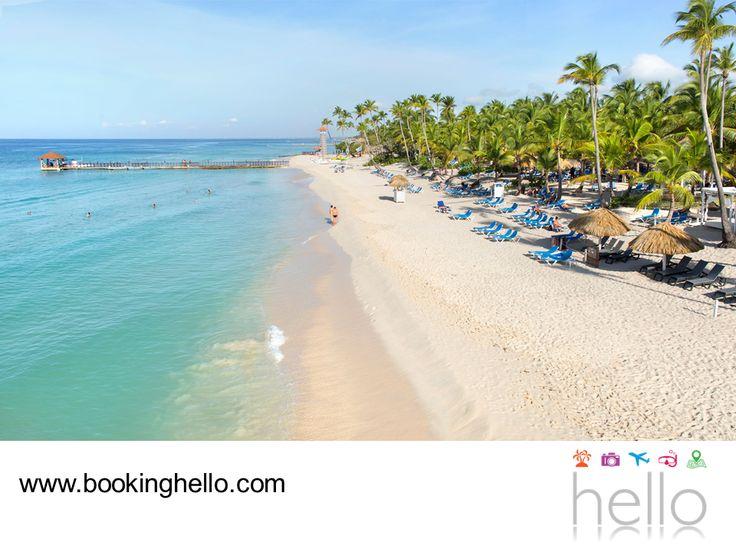 VIAJES PARA JUBILADOS TODO INCLUIDO AL CARIBE. Las playas del Caribe dominicano, tienen paisajes ideales para relajarte y disfrutar de los packs all inclusive de Booking Hello. Catalonia Gran Dominicus es una excelente opción para alojarte, ya que te brinda los mejores servicios e instalaciones a tu alcance. Te invitamos a visitar nuestra página en internet www.bookinghello.com, para consultar toda la información sobre este resort. #viajesparajubilados