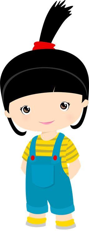Agnes Meu Malvado Favorito | #daJuuh
