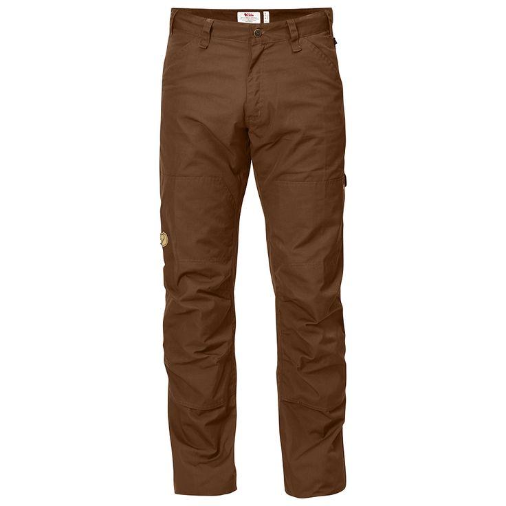Barents Pro Jeans Men, Pánské outdoor kalhoty Fjällräven | Hudy.cz