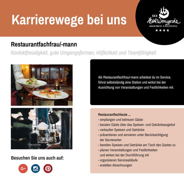 Ausbildung im HKK Hotel Wernigerode ****