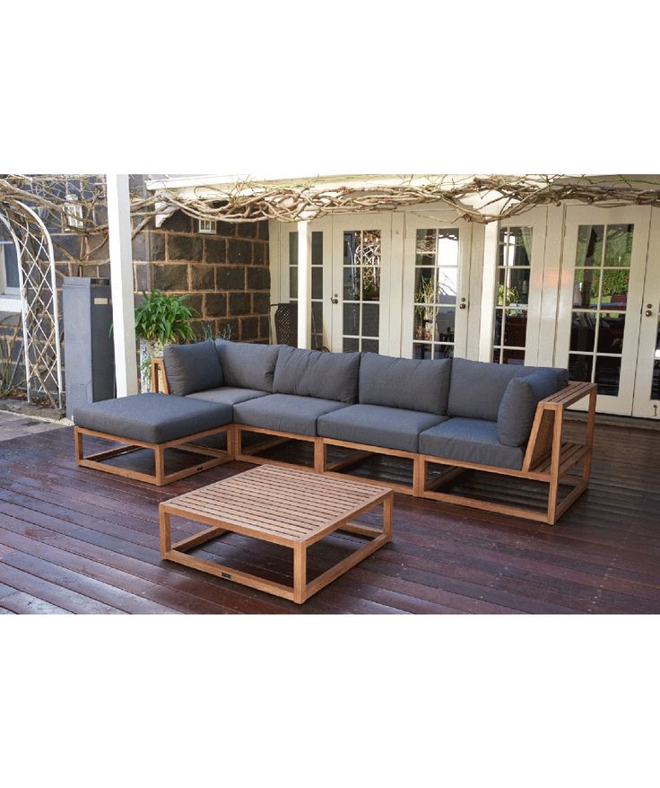 Byron Outdoor Modular   Outdoor Furniture - Easterly