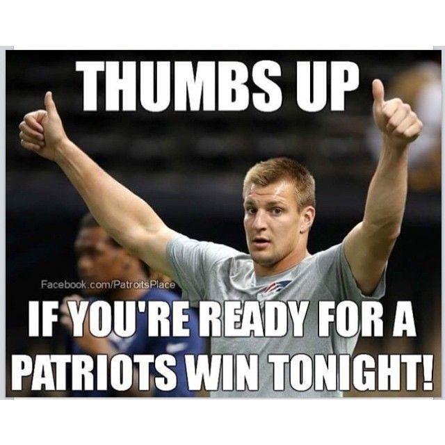 #DoYourJob #Patriots #Gronk