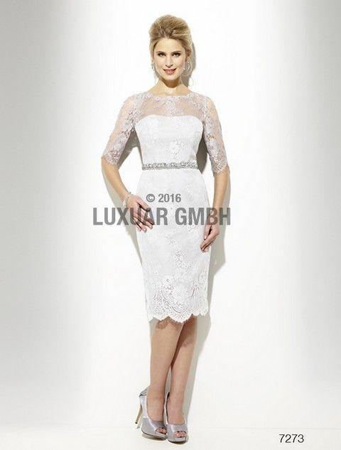 Krátke svadobné šaty Svadobný salon valery