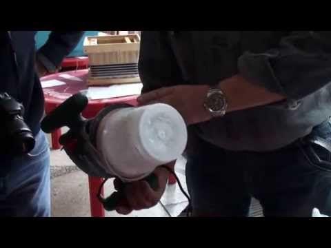 Сахарную пудру для канди изготовим сами - YouTube