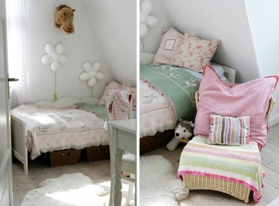 Beautiful Rooms for Kids ~ http://qo-home.com/home-design-for-happy-family/