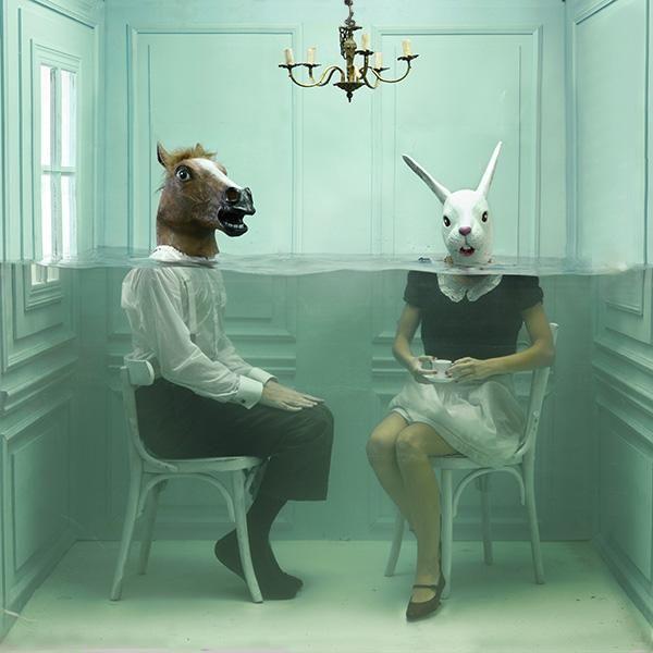 Surreal Photography by Lara Zankoul