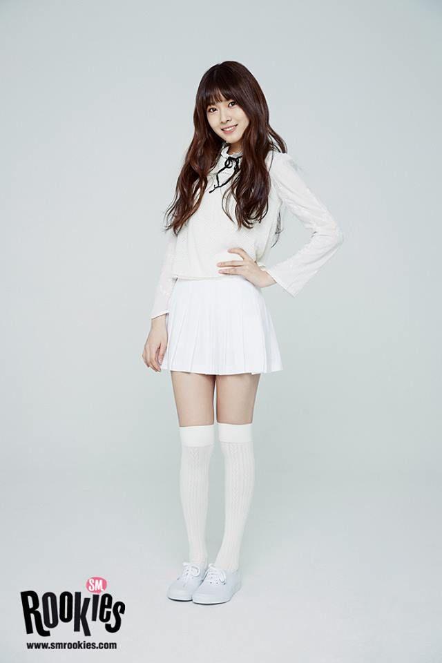 Happy Birthday to SMrookies' Koeun Birthday:March 18, 1999 International age:18 American age:17